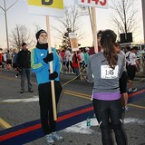 Atlanta Half Marathon Course Run