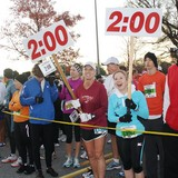 Atlanta Half Marathon Pace Team Run