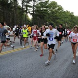 2013 Fall Distance Run