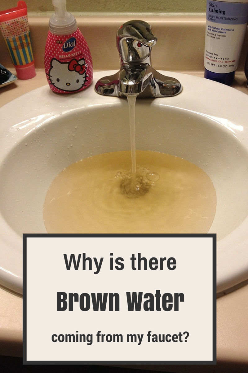 Why Is There Brown Water Coming From My Faucets? | Allgood ...