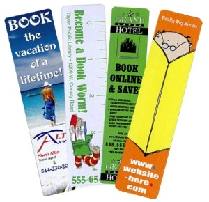 promotional printing custom printed bookmarks are simple yet