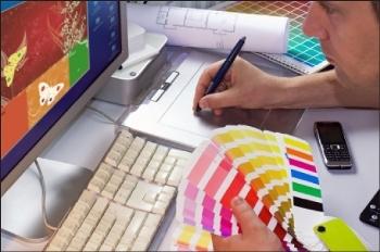 Предварителното сверяване по цветните скали гарантира, че оформлението ви ще съвпадне с предварителния замисъл