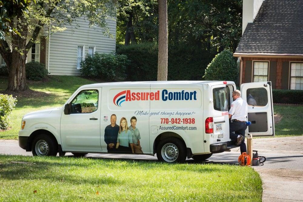 Assured Comfort to your door