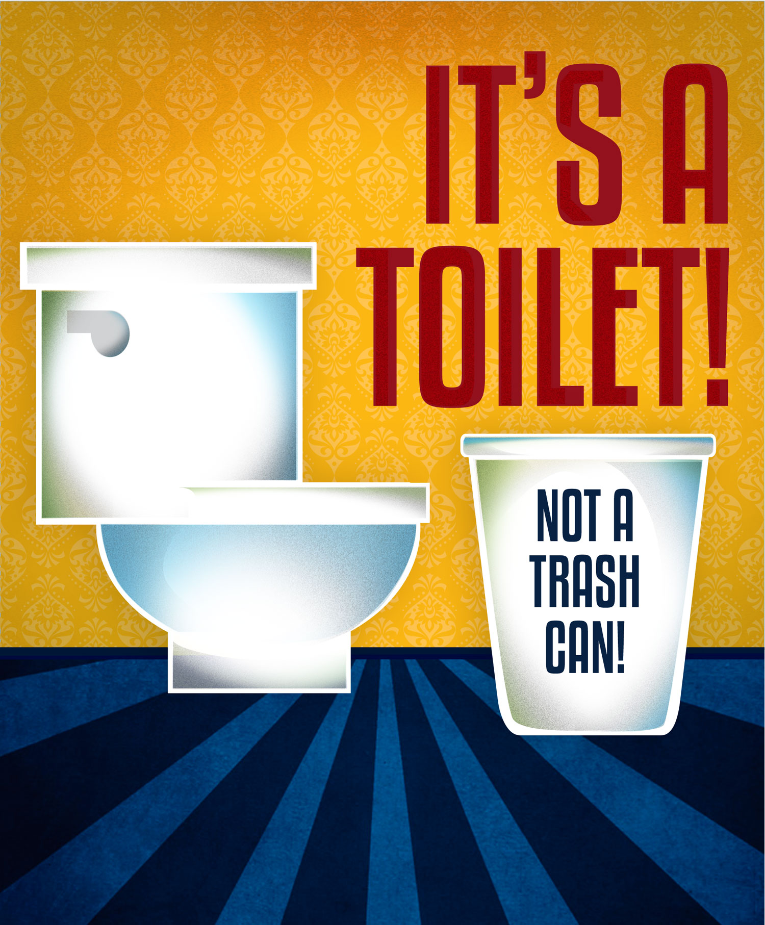 10 Items to Never Flush Down the Toilet-