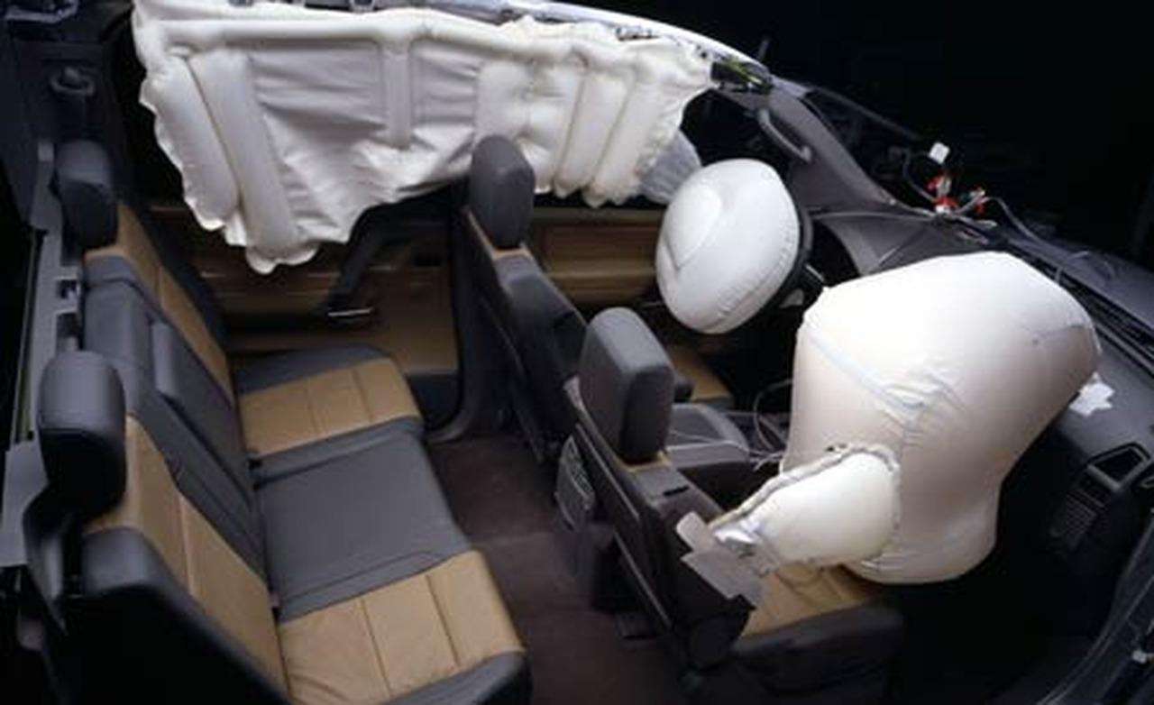 When Do Airbags Deploy In An Accident >> Have You Suffered Airbag Injuries Have Your Physician Check The