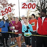 2012 Atlanta Half Marathon and Thanksgiving Day 5K