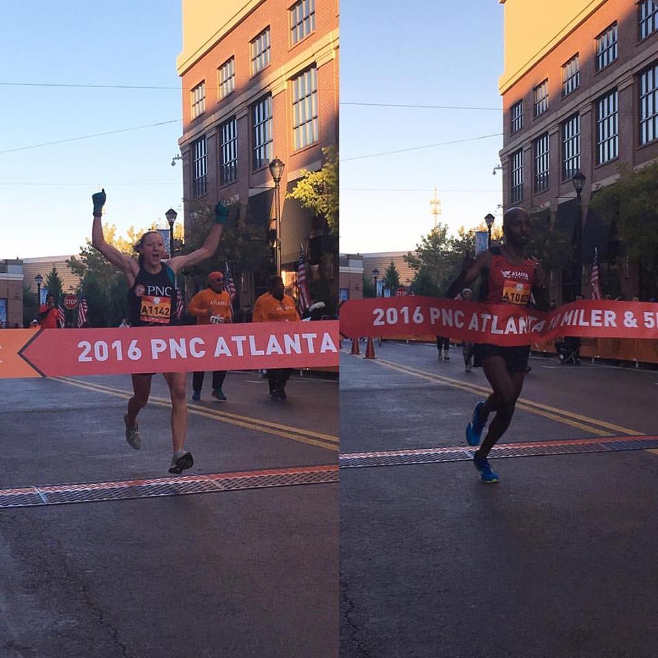 2016 PNC Atlanta 10 Miler & 5K