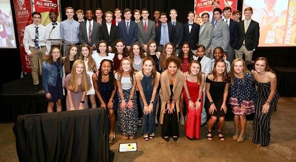 Atlanta Track Club Honors 42 Top Runners at 55th Powerade All-Metro Cross Country Banquet