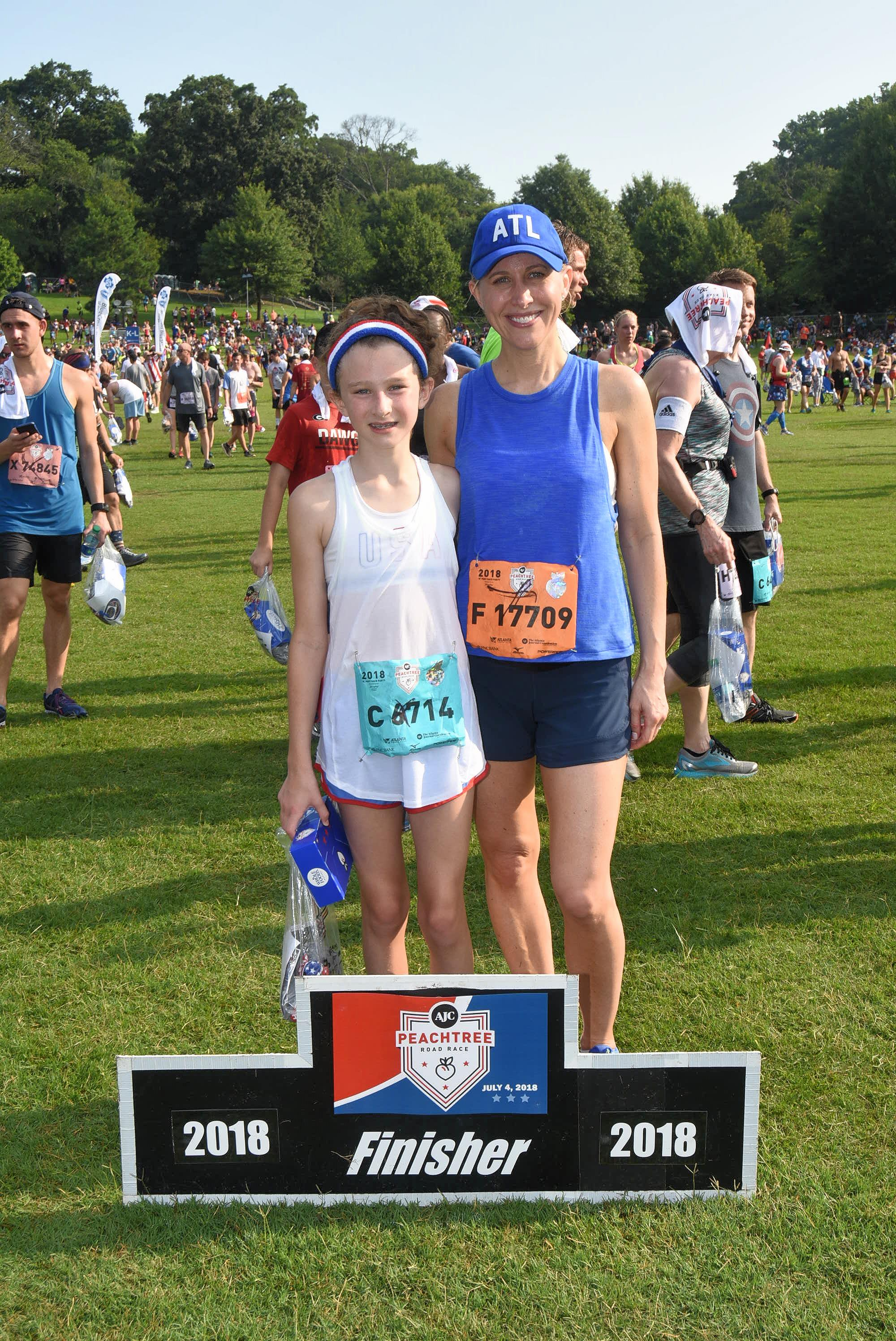 Celebrity Curators to Design AJC Peachtree Road Race Finishers�™ Shirt