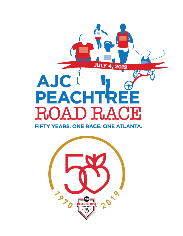 0c0a55177 Finalists Revealed for AJC Peachtree Road Race T-Shirt Contest ...
