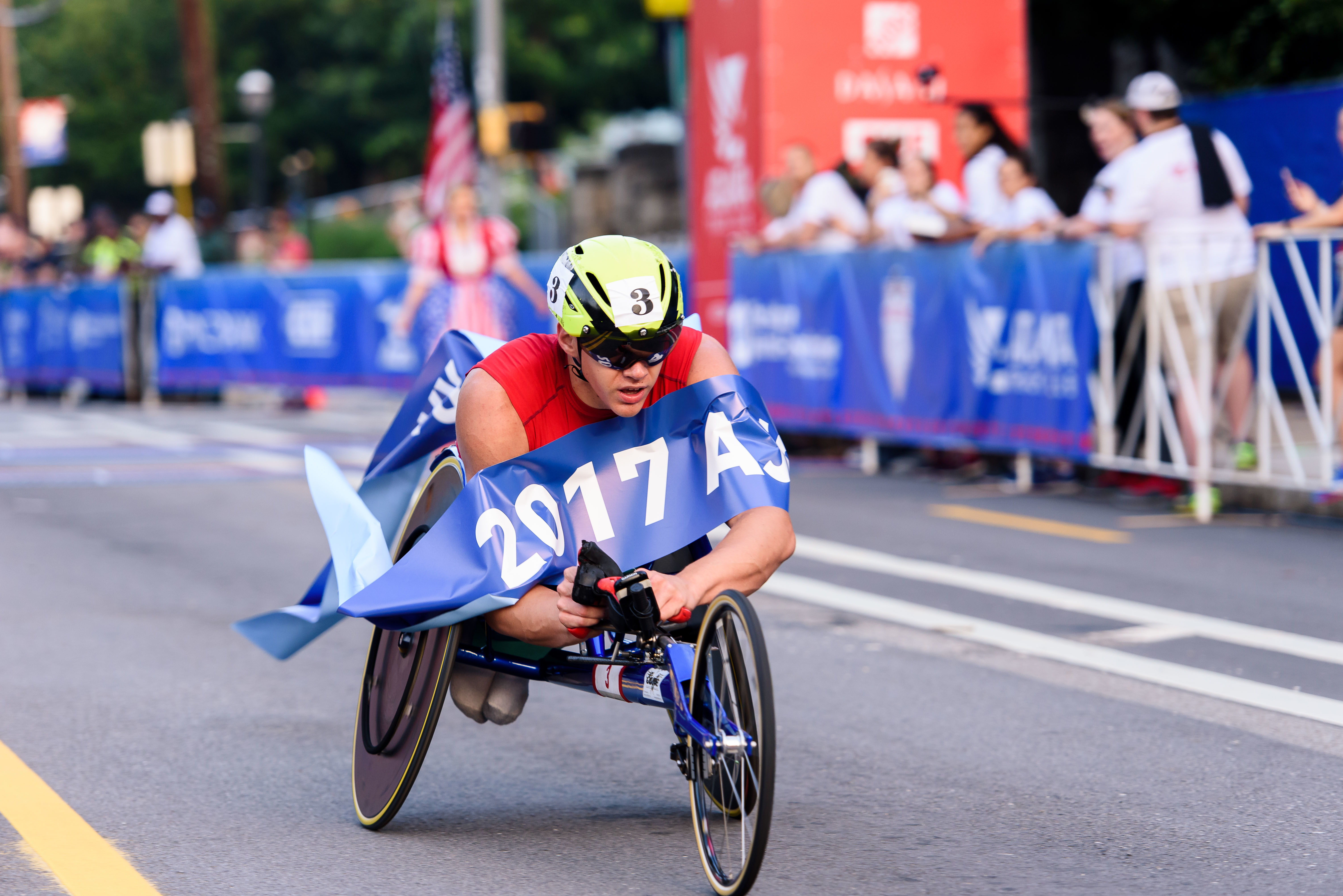 Romanchuk Returns to Defend AJC Peachtree Road Race Title
