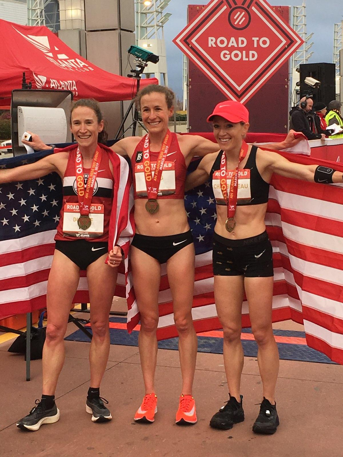 Olympic Hopefuls Get First Look at 2020 Olympic Team Trials - Marathon Course