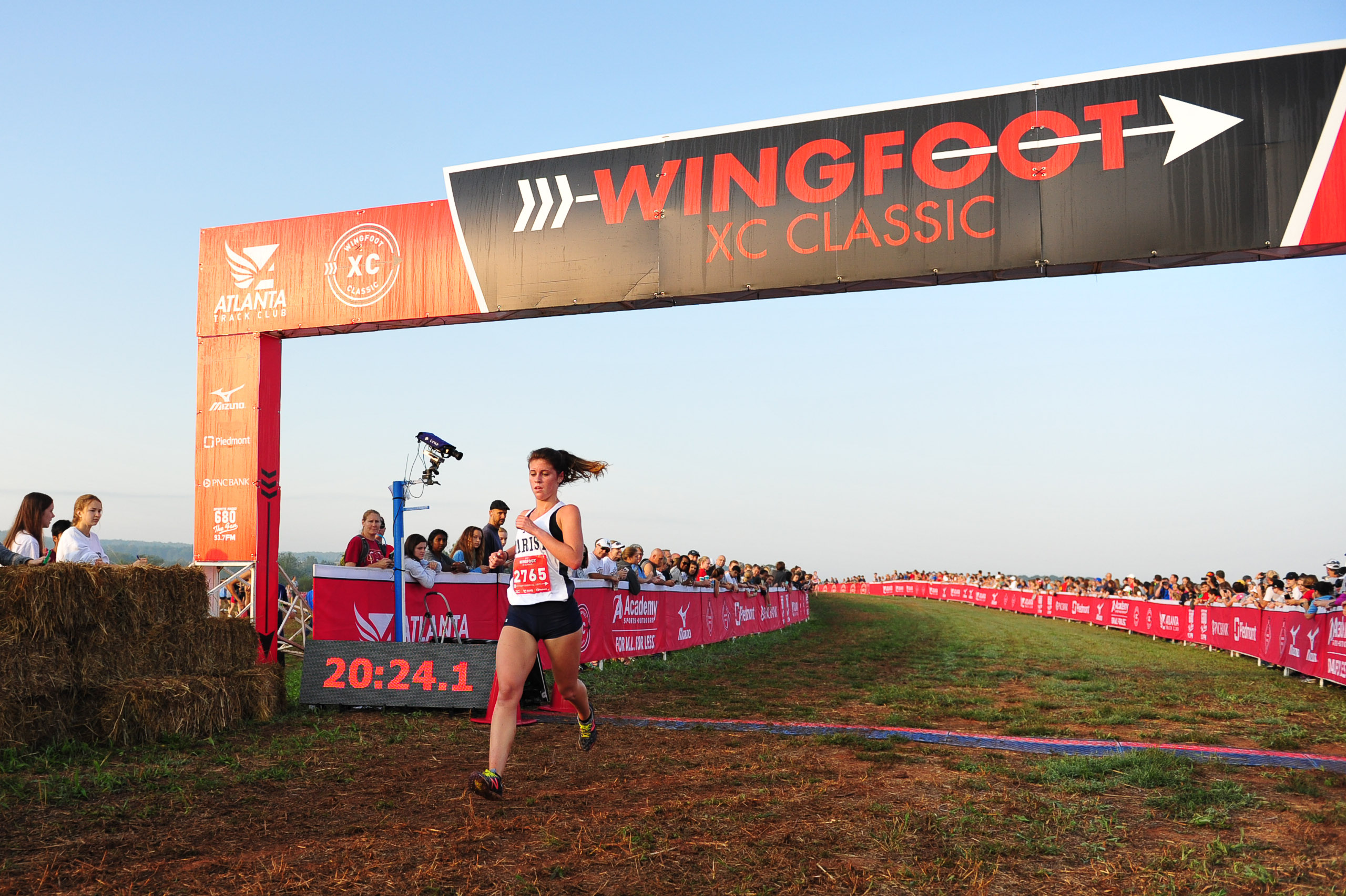 2017 Wingfoot XC Classic Sees Top State, National Performances for High School Races