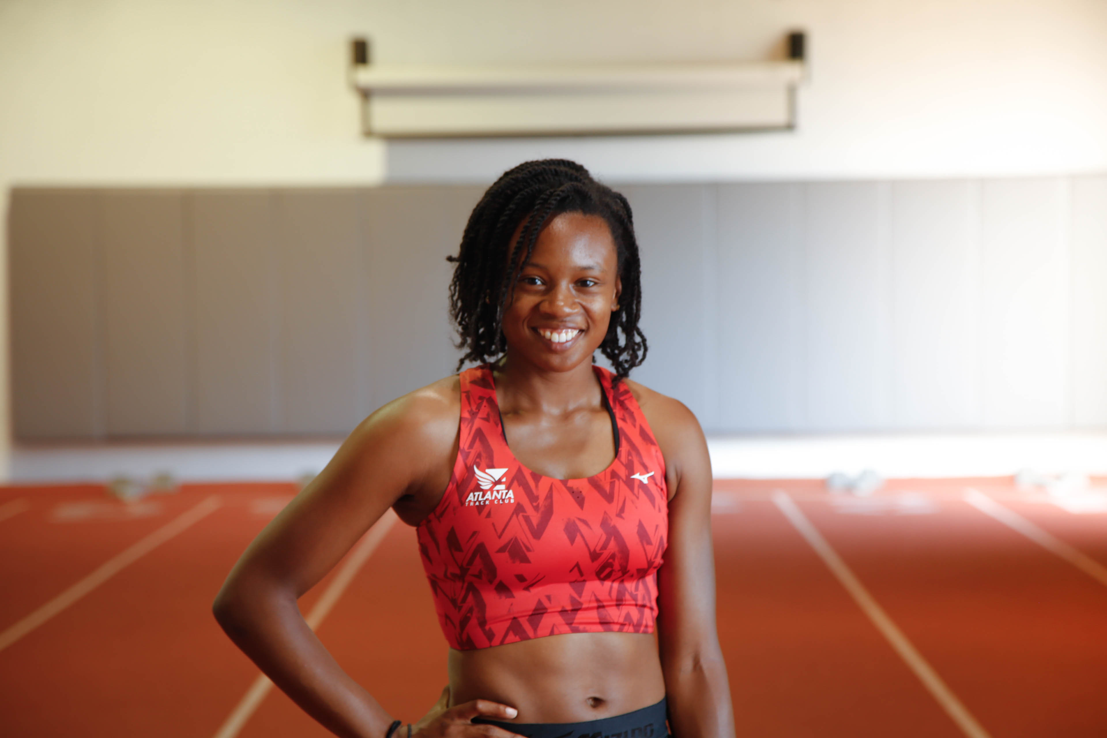 Atlanta Track Club's Keturah Orji Wins Bowerman Award