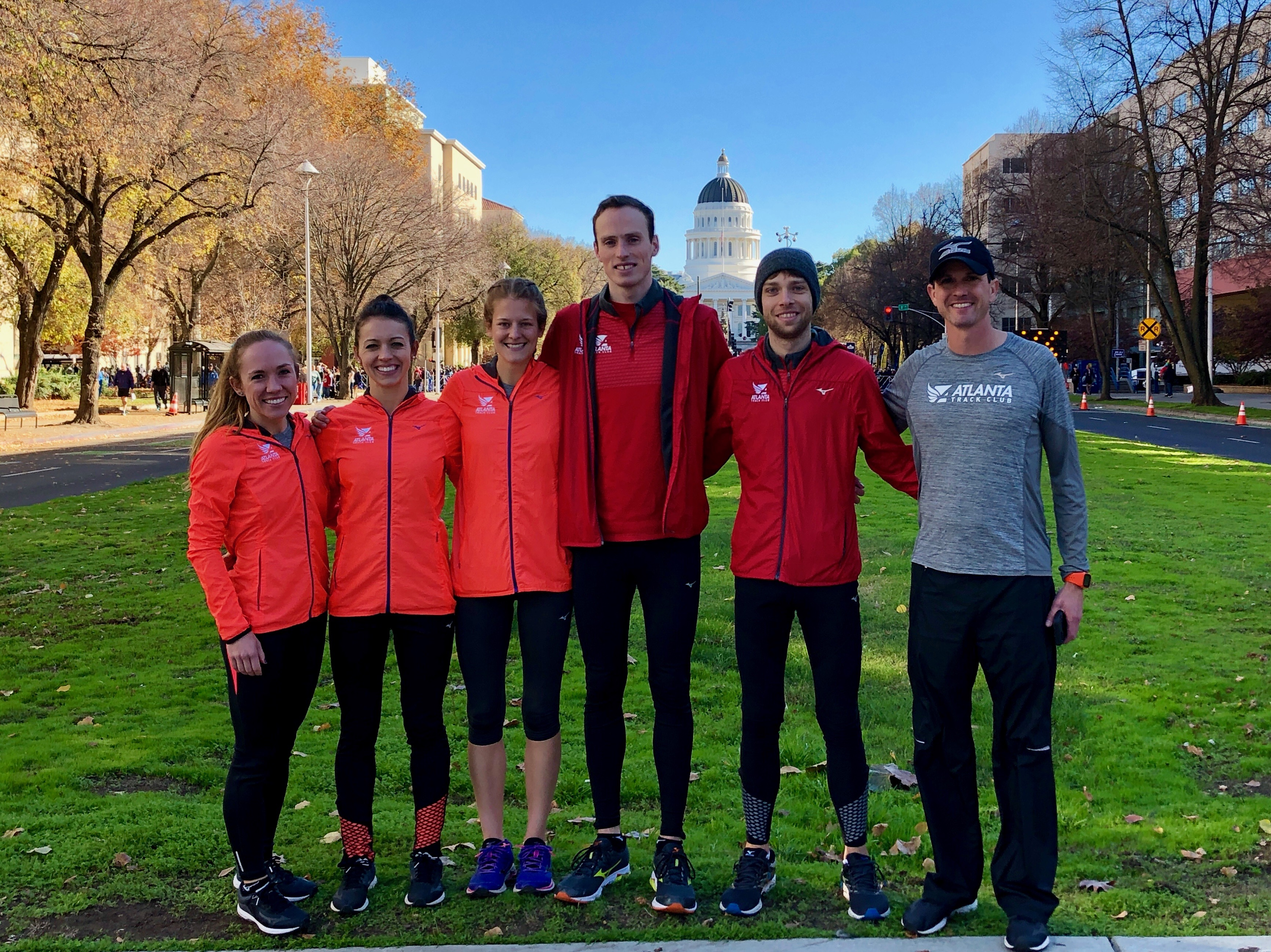 Four Atlanta Track Club Elite Athletes Qualify for U.S. Olympic Marathon Trials