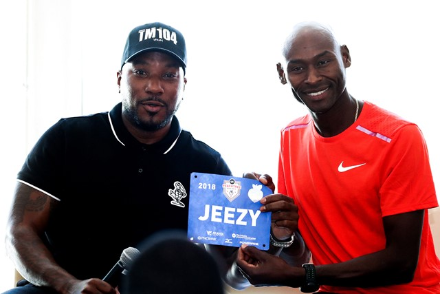 Jeezy, Top Competitors Ready for AJC Peachtree Road Race