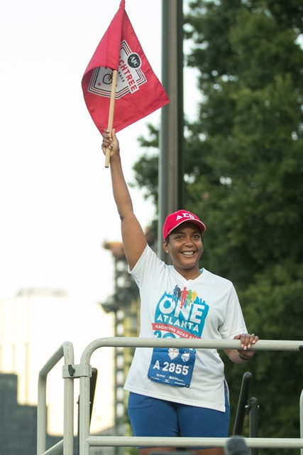 Celebrity Curators to Design AJC Peachtree Road Race Finishers' Shirt