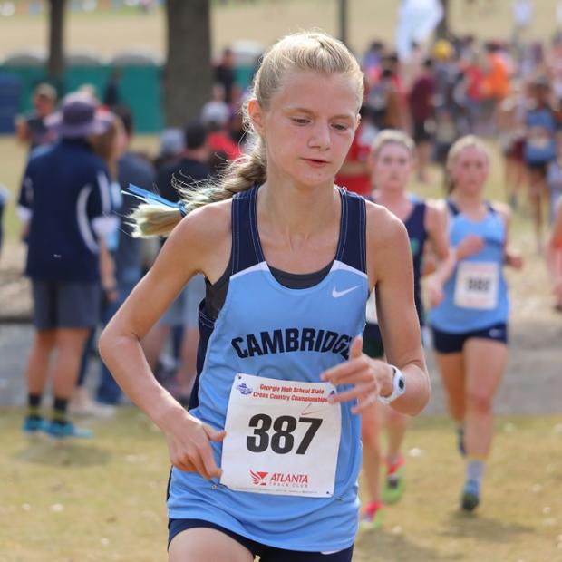 Wingfoot XC Classic Girls Individual Preview