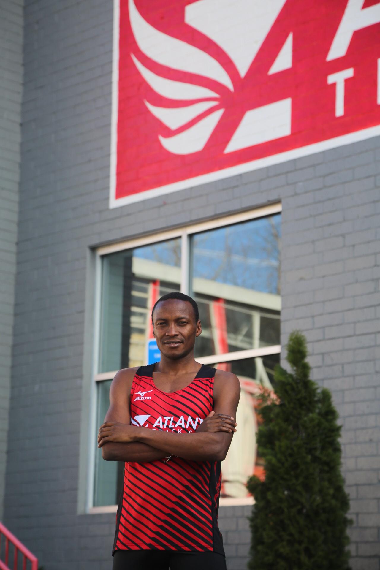 NCAA Champion Edward Kemboi Joins Atlanta Track Club Elite