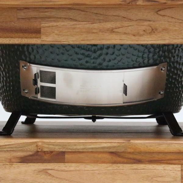 The Metal Table Nest, Which Provides Air Flow Beneath The EGG, Is Now An  Optional Component For All Big Green Egg Tables. The Table Nest Is Also  Useful For ...