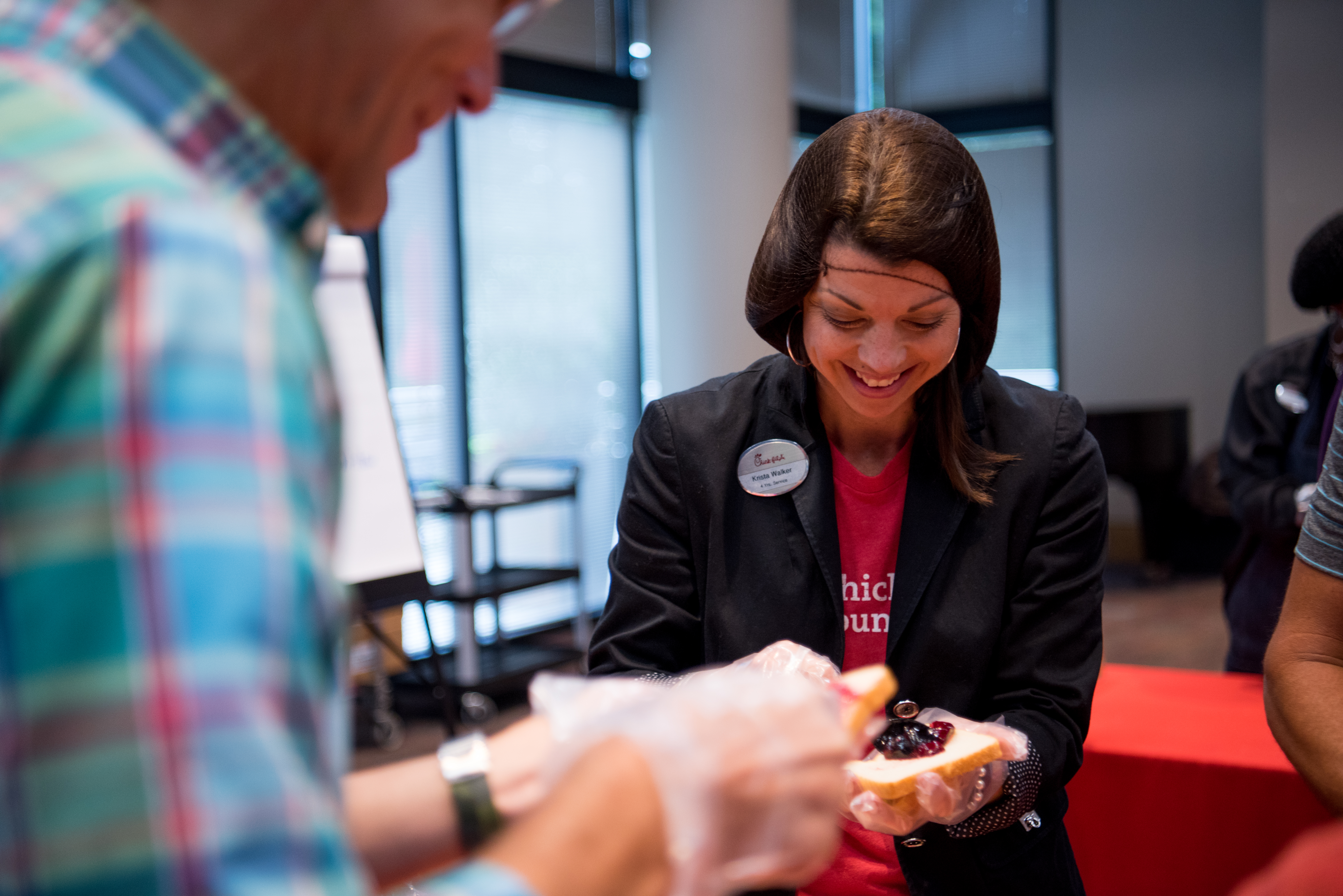 Chick-fil-A Support Center Staff Come Together to Feed Children in Need