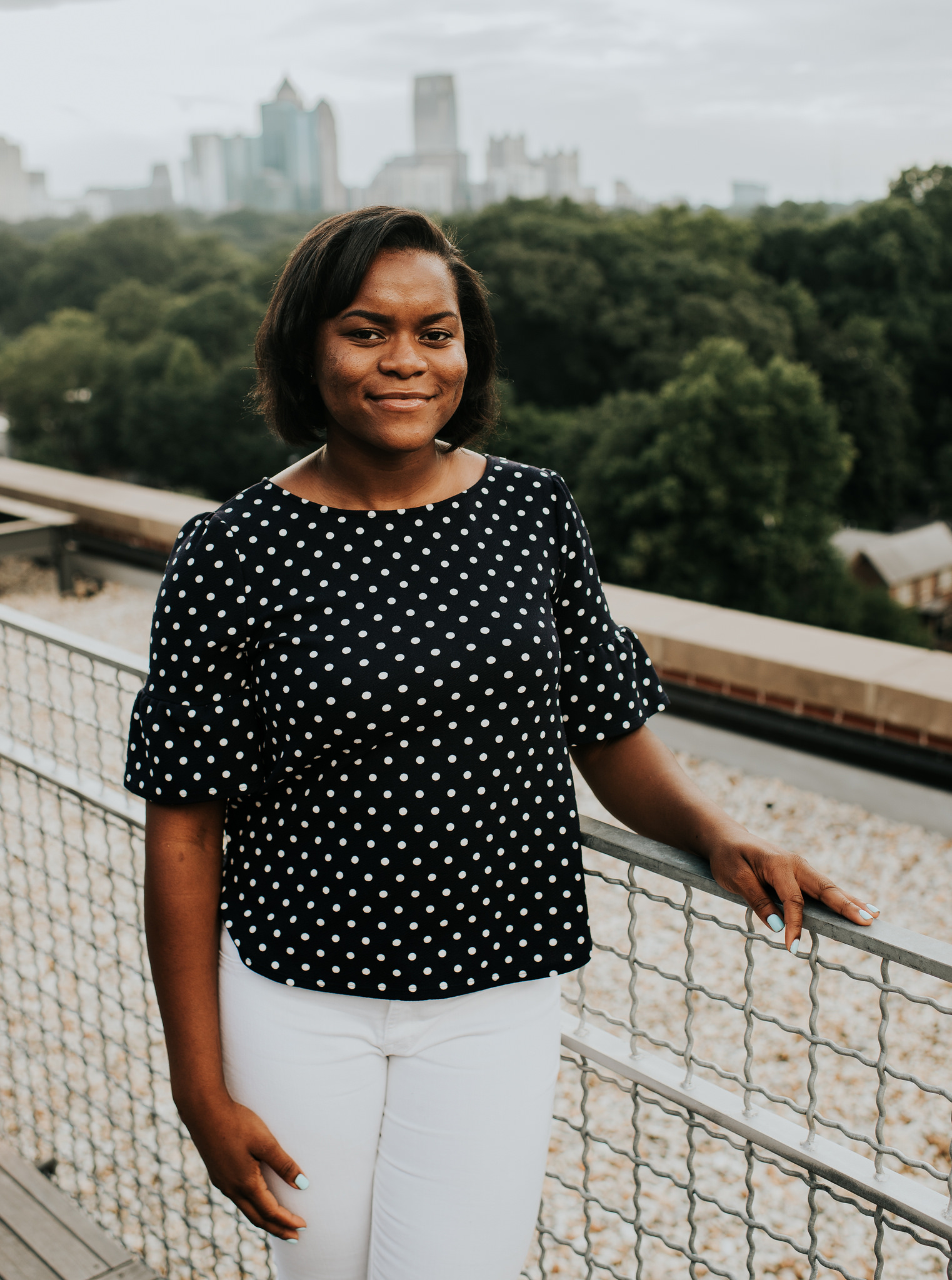 An interview with Angela: 2019 Chick-fil-A Fellow