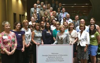 Chick-fil-A Foundation hosts the Georgia Department of Education