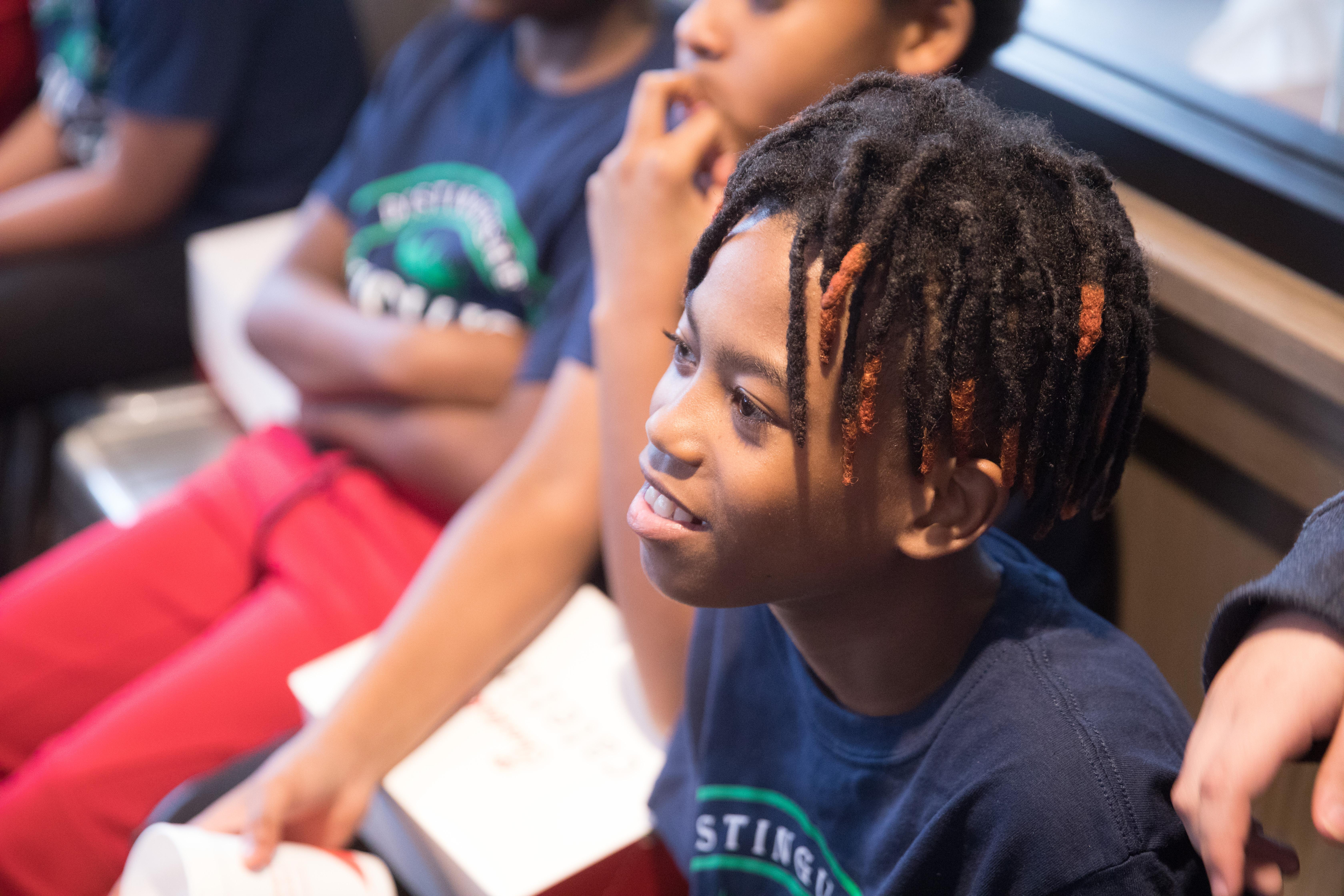 Introducing Hollis Kingz: A mentoring program for young men