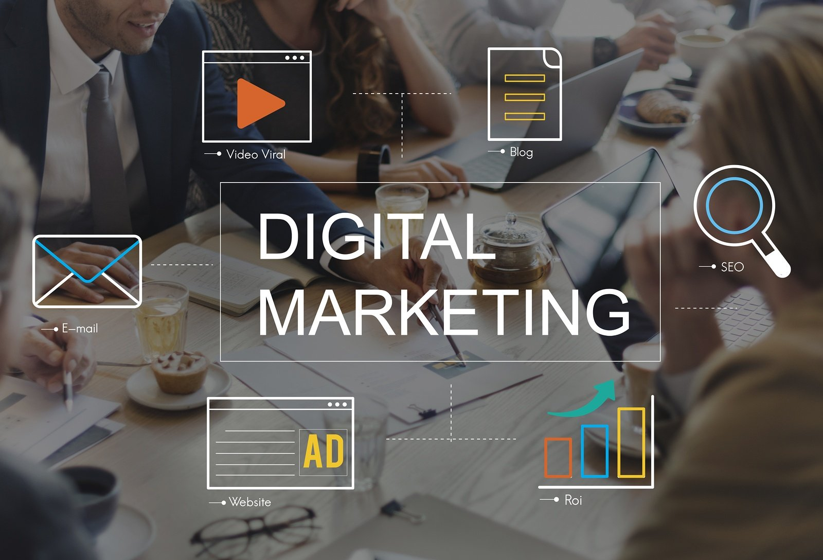 Digital Media Marketing