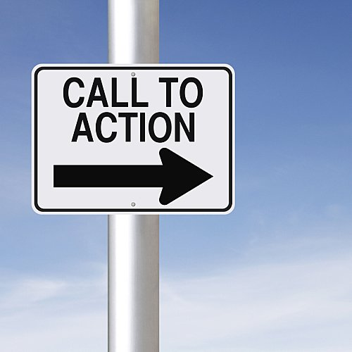 Call-to-action checklist