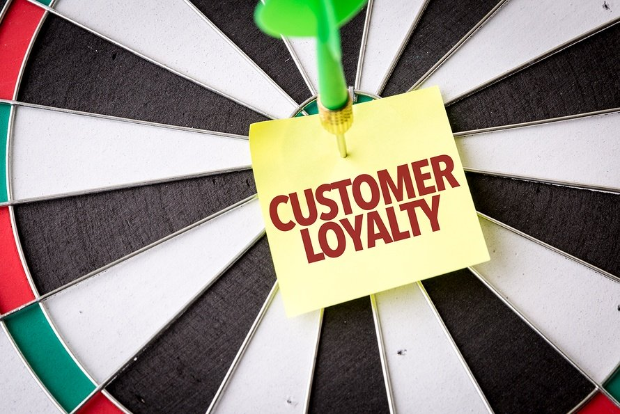 Retailer customer loyalty