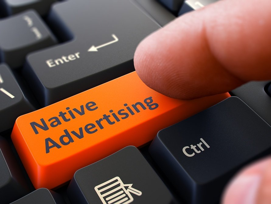 Native advertising guidelines