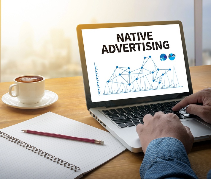 Native and programmatic advertising