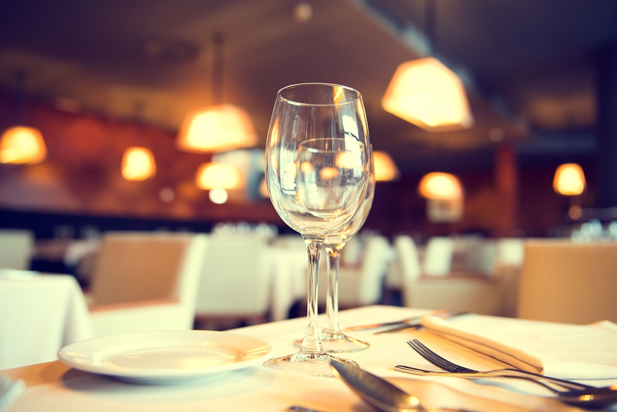 Local mobile search for restaurants