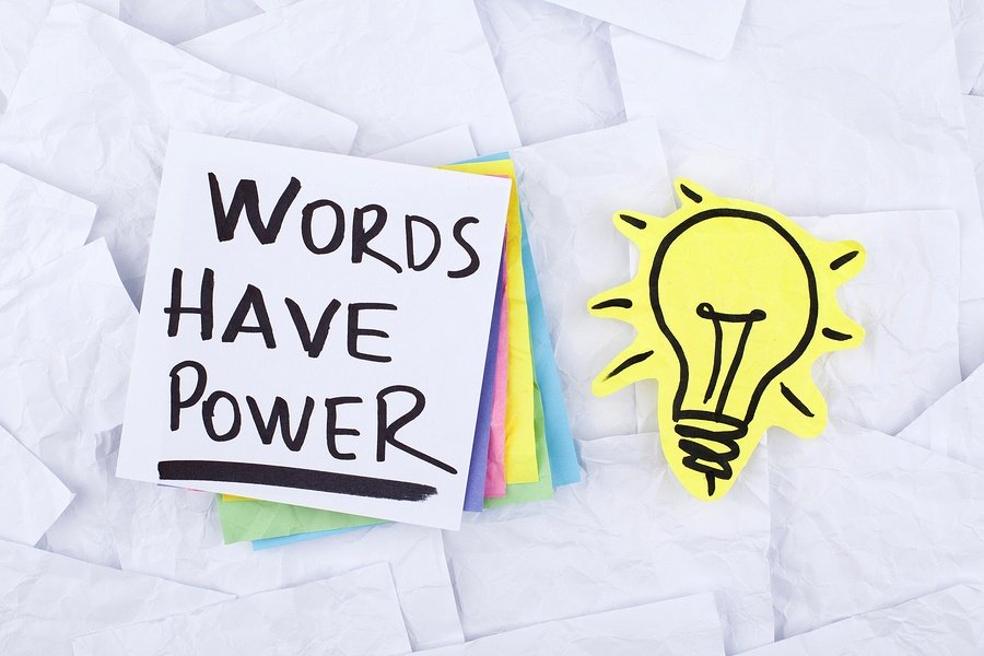 Marketing words and phrases
