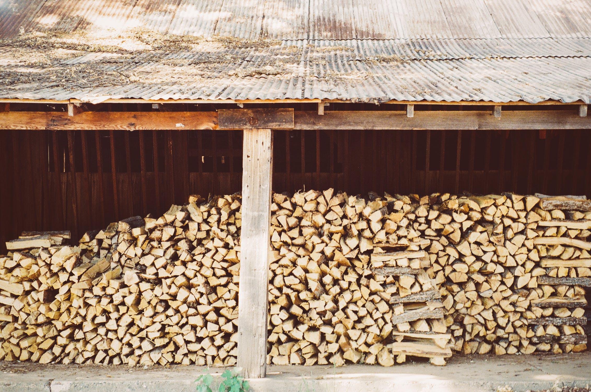 Kiln-Dried Firewood in Alpharetta, GA