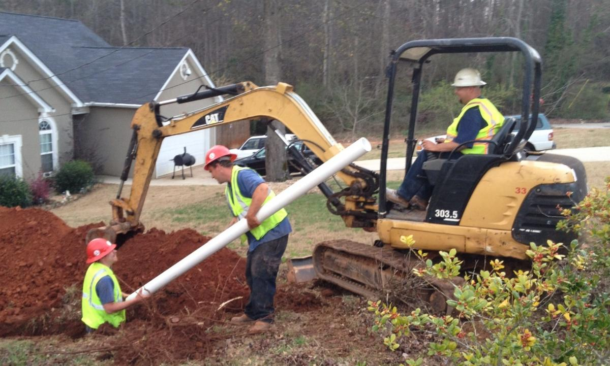 Septic Repair Amp Installation Plumbers Atlanta Delta