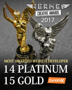 2017 Most Awarded Website Developer