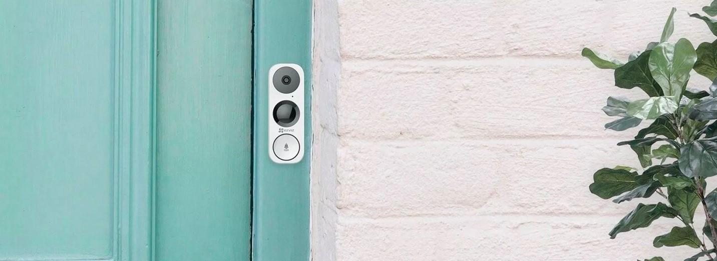 Upgrade Your Doorbell to a Video Doorbell