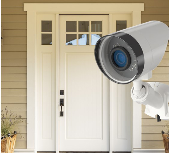 Best places to install security cameras to help deter for Emc security systems