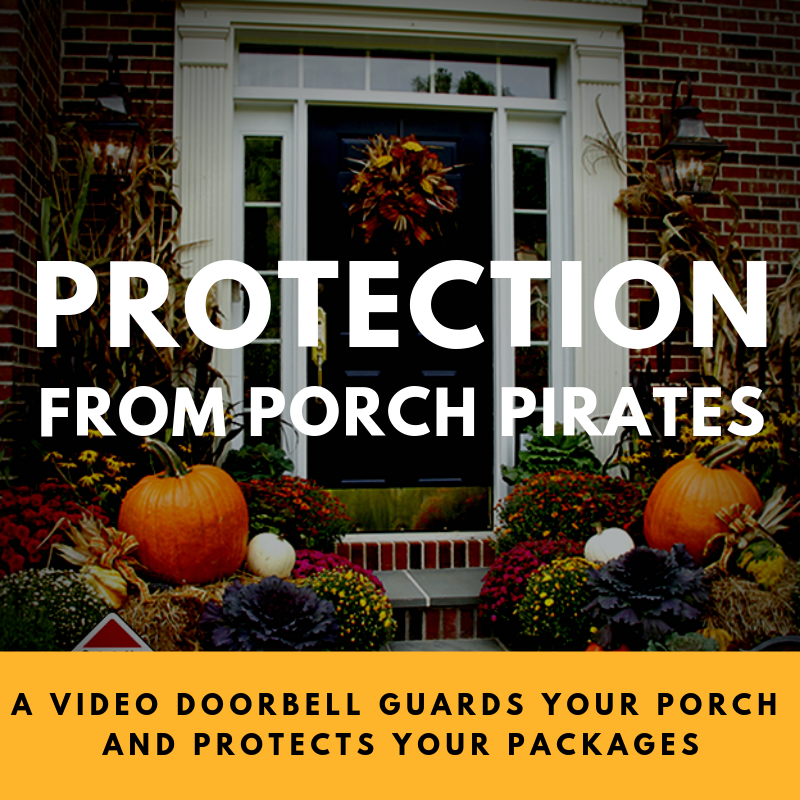 Stop Burglars From Stealing Your Packages