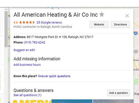 hvac reviews