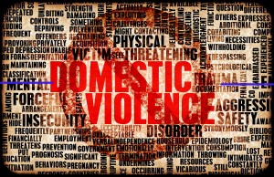 What is the impact of domestic violence on a custody case in California?