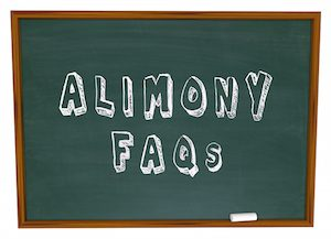 how long do you have to be married to get alimony
