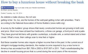 How To Buy A Luxurious House Without Breaking The Bank