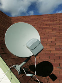 Don T Install That Satellite Dish On Your Atlanta Roof