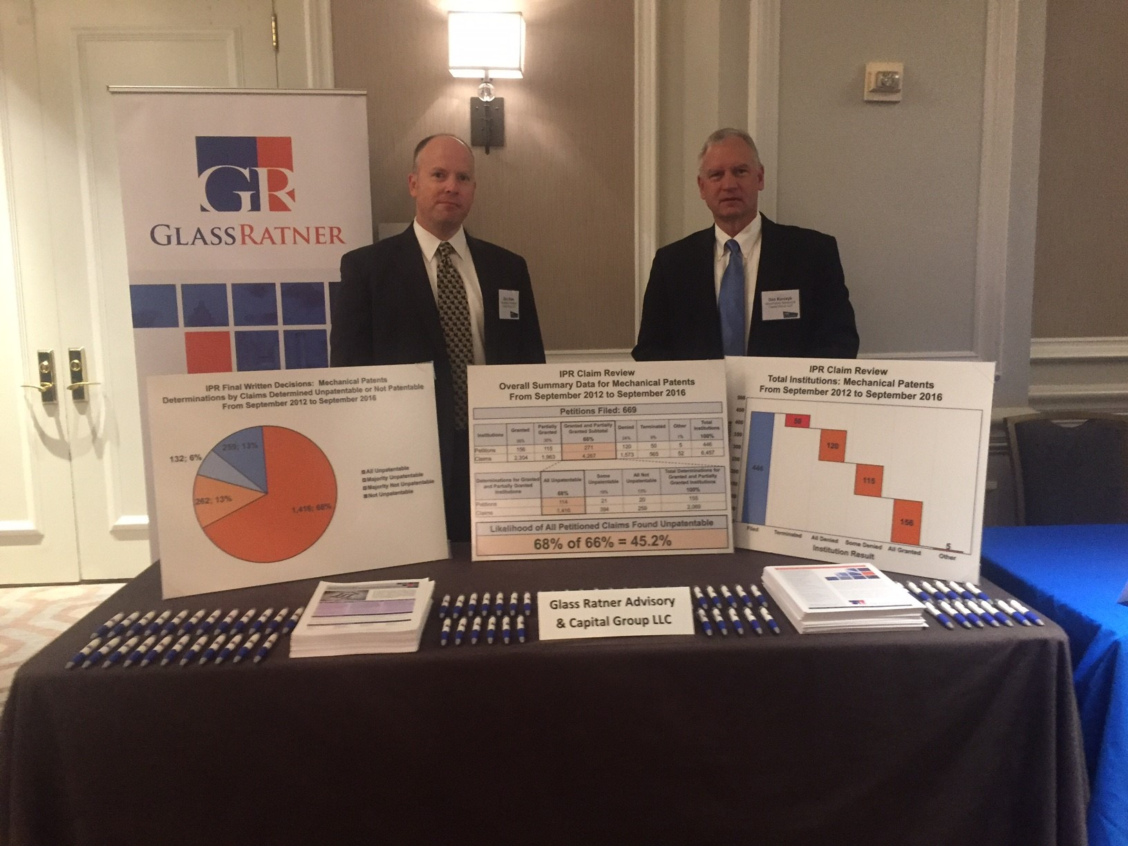 GlassRatner is a Proud Sponsor of the 2017 Patent Trial and Appeal Board Bar Association Inaugural Conference