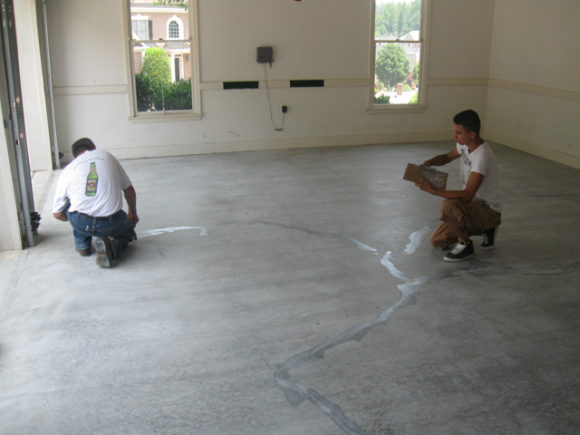 Preparation Critical For Durable Epoxy Coating