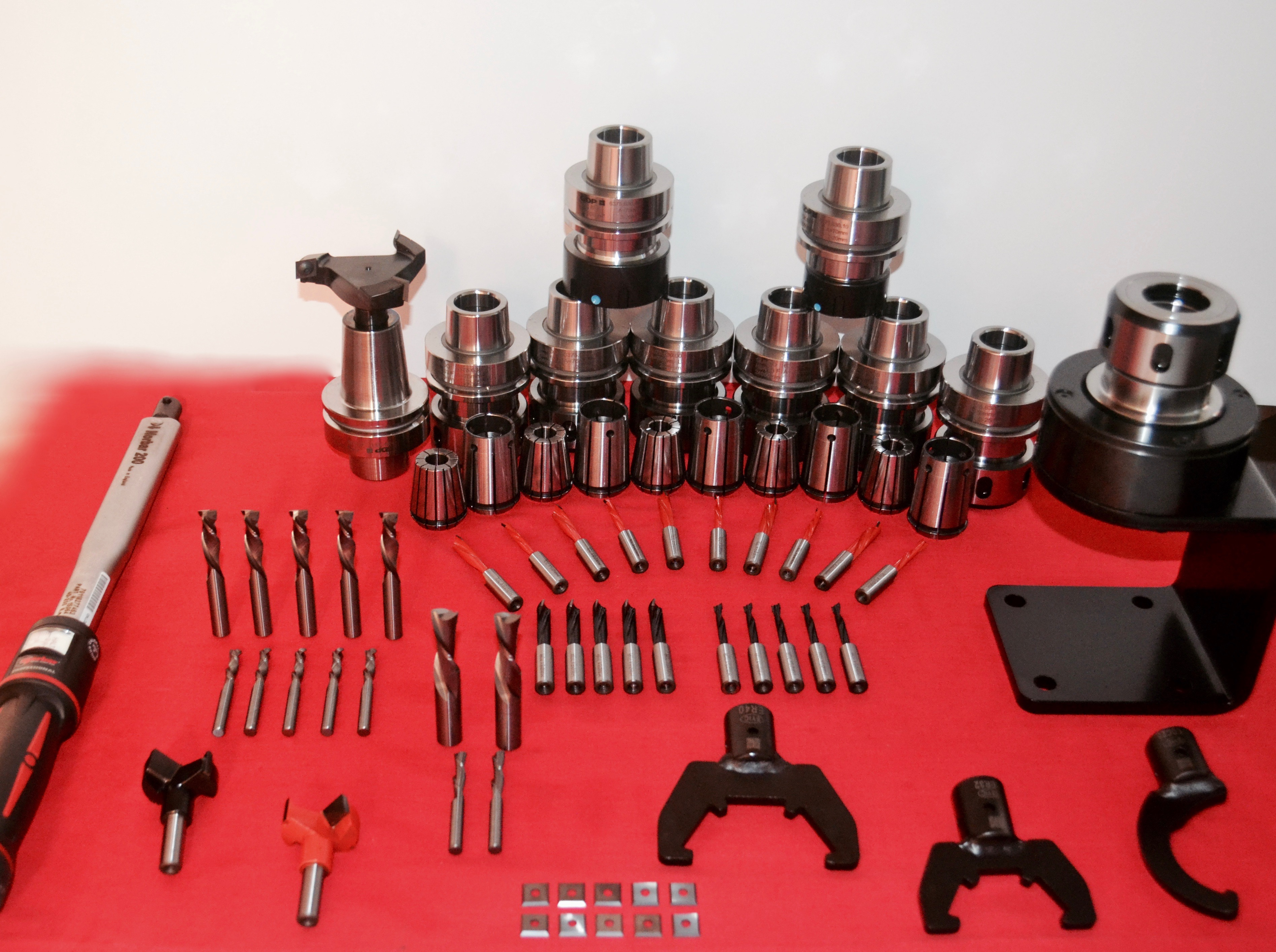 CNC Start Up Tooling Packages