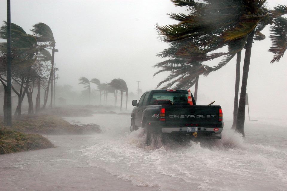 hurricane and hipaa